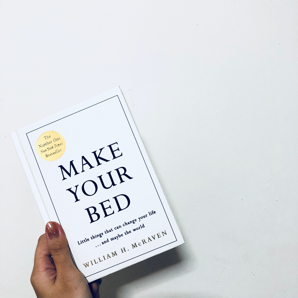 Book Review: Make Your Bed by William McRaven